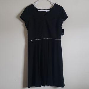 Studio One Black Dress